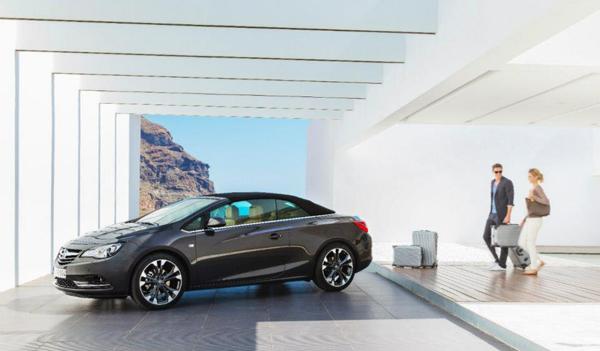 Experimenta con Opel Cabrio