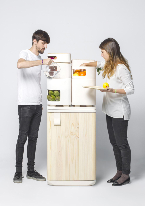 Premio James Dyson para el sistema de refrigeración de Fabio Molinas