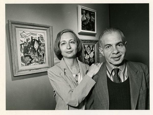 Herb y Dorothy, coleccionistas por amor