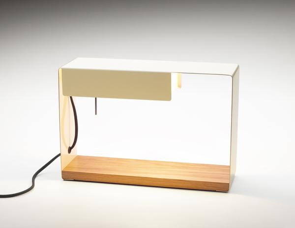 La Discrète, lámpara de Fabien Dumas para Marset