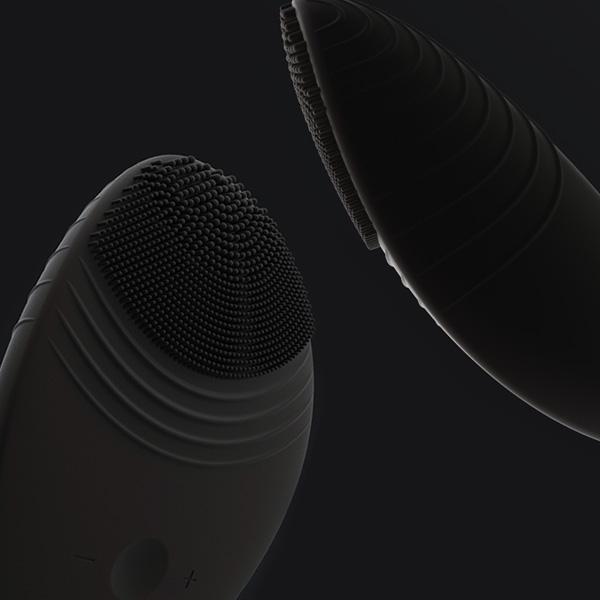 Dispositivo de limpieza facial Luna, de Foreo