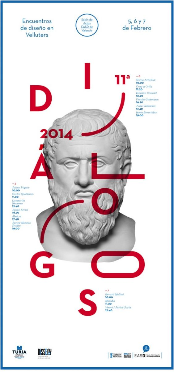 Diálogos, encuentros de diseño en Valencia
