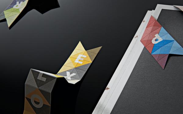 Paperlux crea un marcapáginas para Arjowiggins