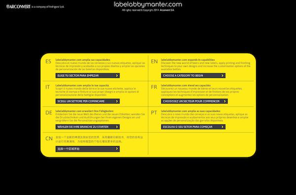 Labelabbymanter 2.0, la herramienta para diseñar etiquetas de vino