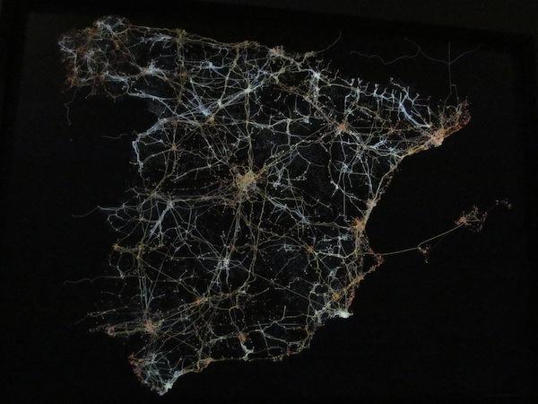 Exposición Arqueología de la Memoria, Círculo de Bellas Artes de Madrid