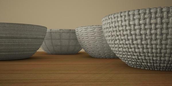 Luca Galbusera gana el concurso #Concrete In Design