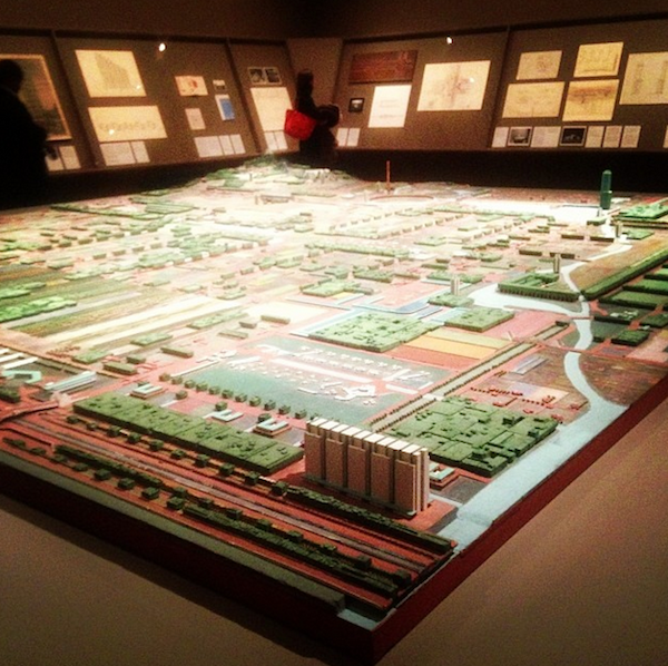 Frank Lloyd Wright and the City: Density vs. Dispersal