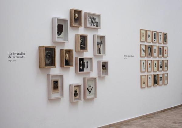 Pensar con las manos, exposición de Isidro Ferrer y Pep Carrió