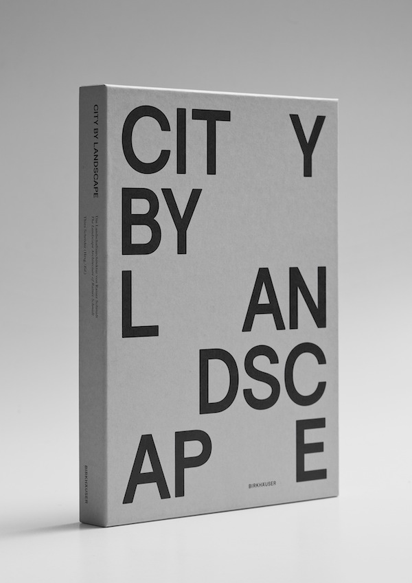 City by Landscape, Hort para Rainer Schmith Landschaftarchitekten