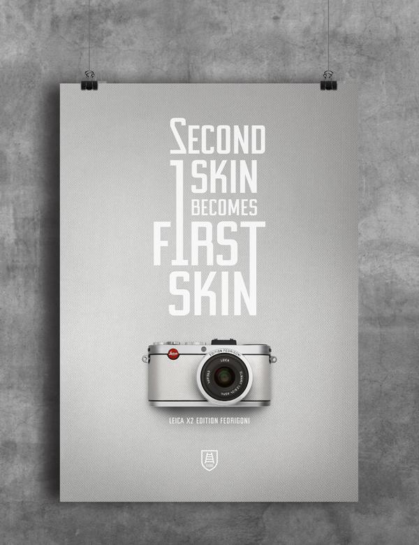 The Paper Skin, Fedrigoni para Leica X2