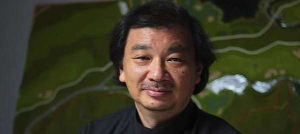 Shigeru Ban, Premio Pritzker de Arquitectura 2014