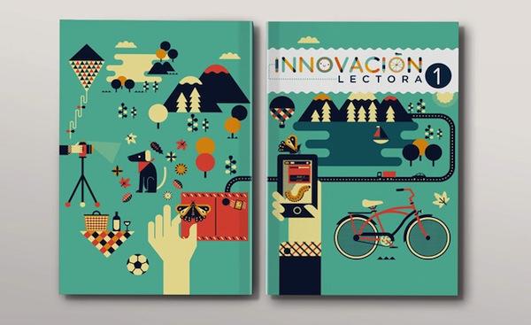 Colección Innovación lectora, por Cherry Bomb