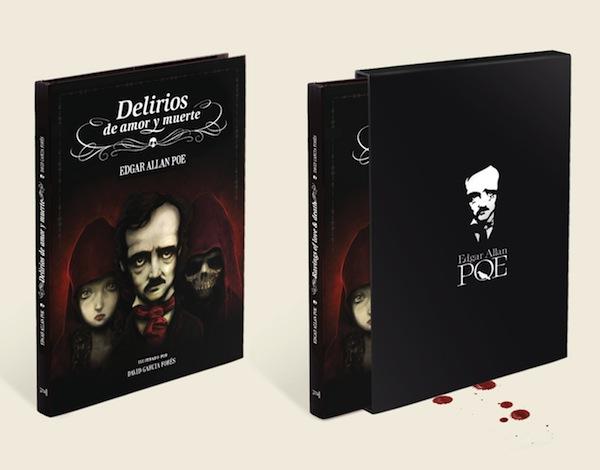 Ravings of Love & Deat, Allan Poe en Kickstarter
