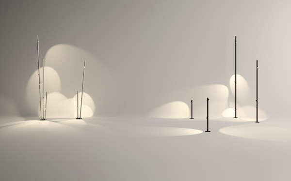 Bamboo, Antoni Arola para Outdoor by Vibia