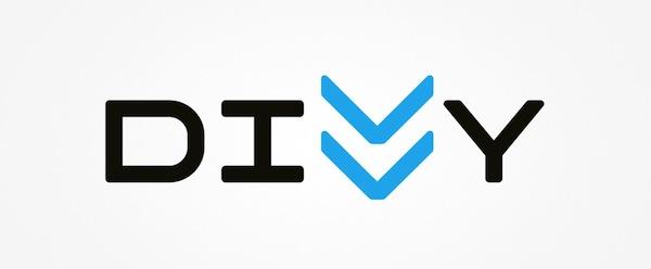 Identidad de Divvy, por Ideo y Firebelly