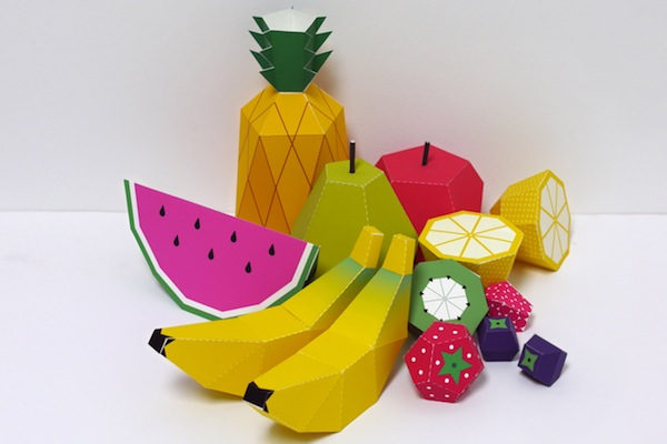 Play Fruit, de Mr Printables