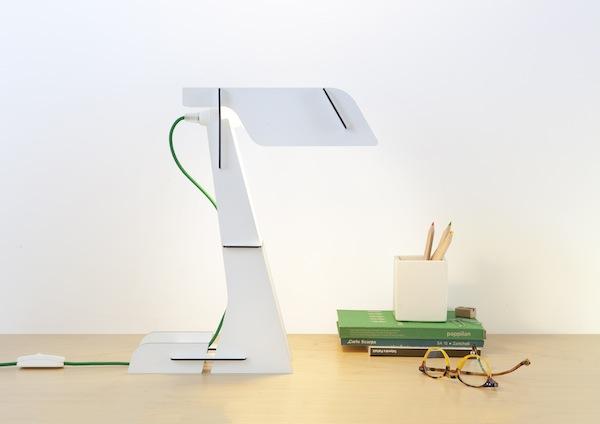 Zeta Aluminium, de Zp studio