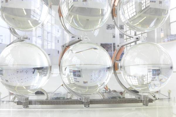 Rawlemon: el futuro de la energía solar tiene forma de esfera