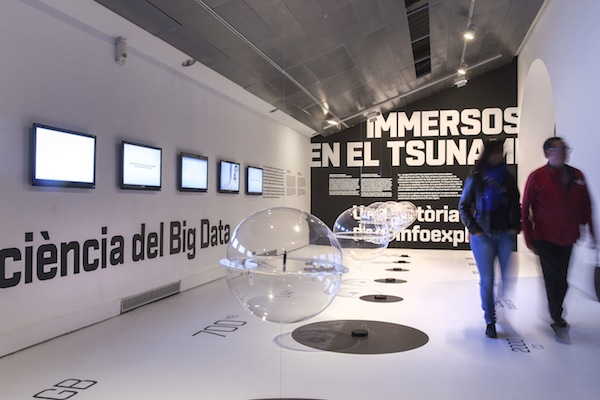 Big Bang Data, explosión de datos en el CCCB
