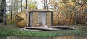 Drop XL, el hotel ecoturista modular de In-tenta Design