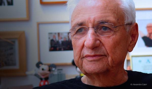 Frank O. Gehry, Premio Príncipe de Asturias de las Artes