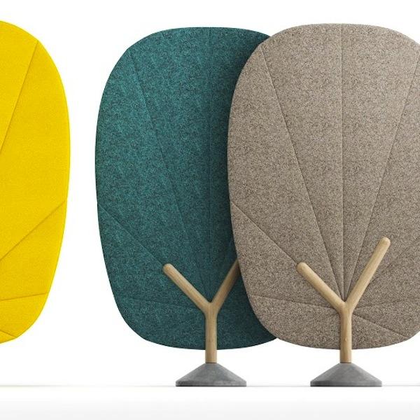Biombos Tree Screen de Redo Design Studio