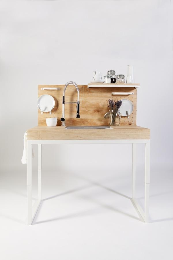 ChopChop, una cocina creada con los principios del diseño universal