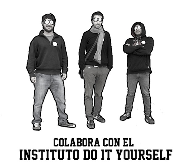 Ayuda a activar el  Instituto Do It Yourself