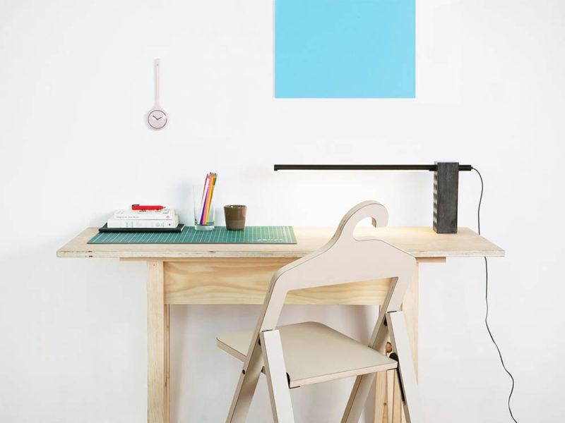 Hanger Chair, la silla-percha de Philippe Malouin. Para una máxima optimización de los espacios