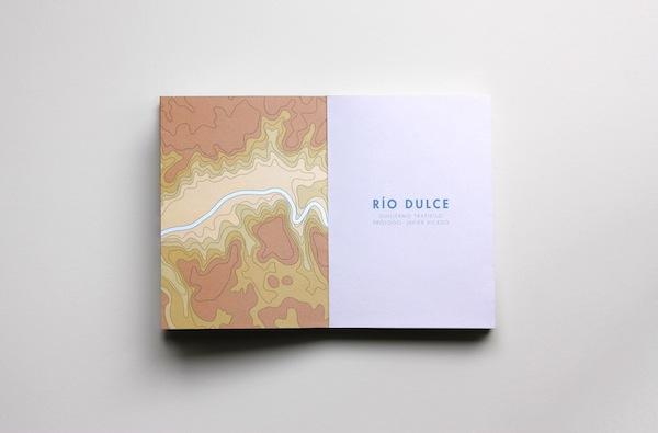 Río Dulce, instalación y libro de Guillermo Trapiello