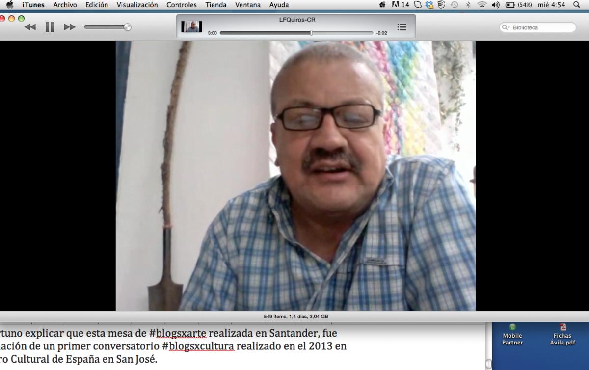 #BlogsxArte: Nuevas tecnologías para la difusión cultural