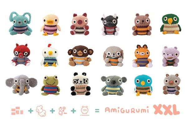 Amigurumi XXL de Lalala Toys en Indiegogo