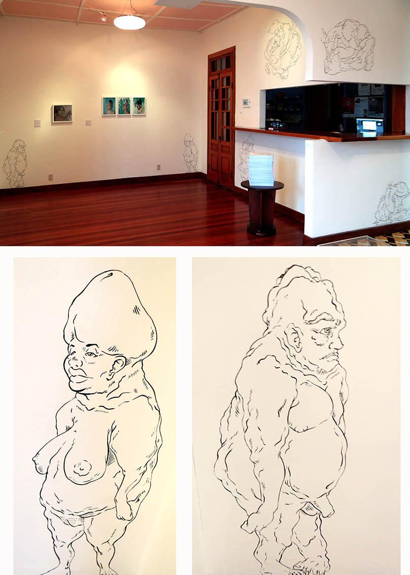 Arte Salvadoreño Contemporáneo: La Generación del Encierro