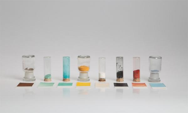 Colour Provenance, la alquimia de pigmentos de Laura Daza