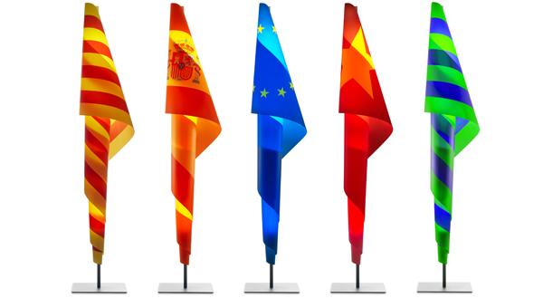 Alta Costura Flags, de Josep Aregall y Ramón Úbeda