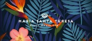 Identidad de María Santa Teresa Guest House por Tabea Hughes