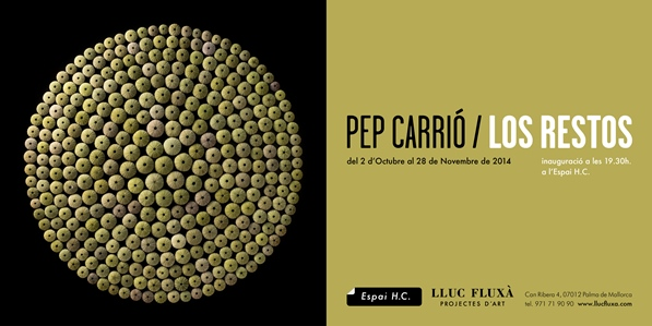 Pep Carrió inaugura en Mallorca