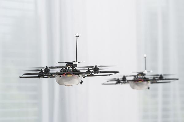 Píxeles en el espacio: Spaxel de Ars Electronica Futurelab