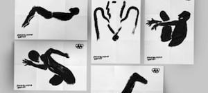 Paraolimpic Games, carteles reivindicativos de Diego Becas