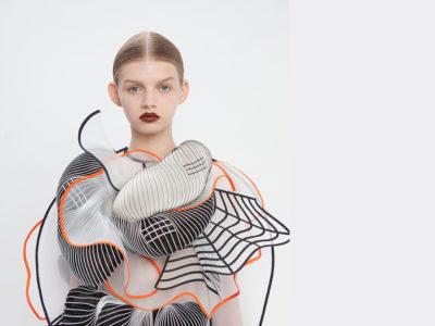 Hard Copy, moda en 3D por Noa Raviv