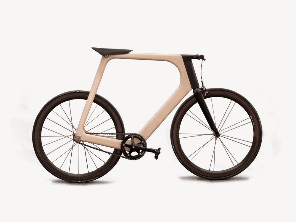 Keim, los carpinteros de bicicletas. Tallados a dos ruedas