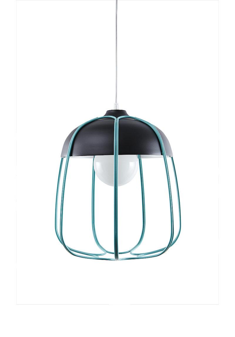 Tull, lampara de suspensión de Tommaso Caldera para Incipit