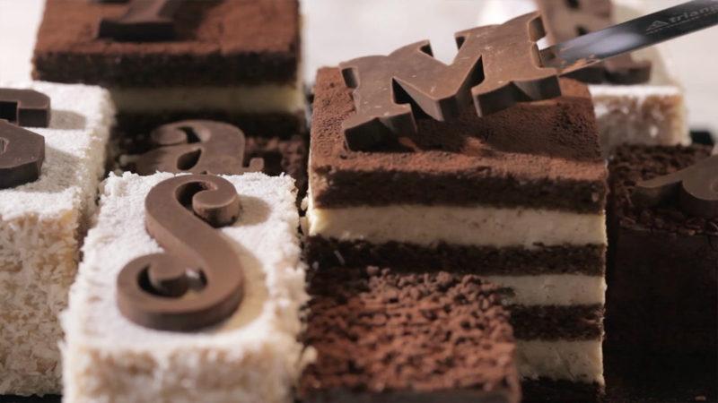 Tyramisu, la tipografía dulce de Tyrsa y Benoit Castel