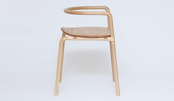 Funambule, la silla de Loïc Bard y Nicolas Granger