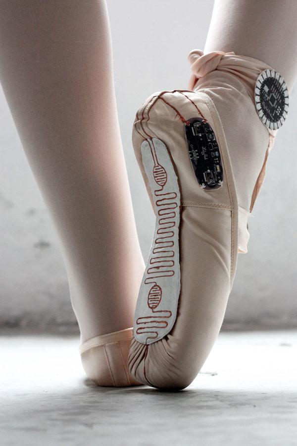 El ballet electrónico de Lesia Trubat
