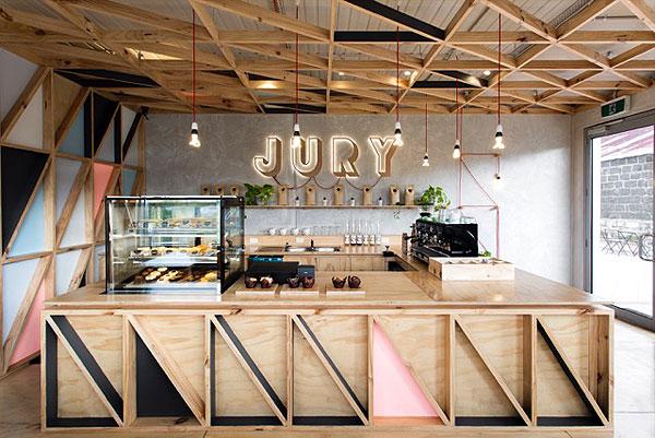 Jury, la prisión convertida en café por Biasol