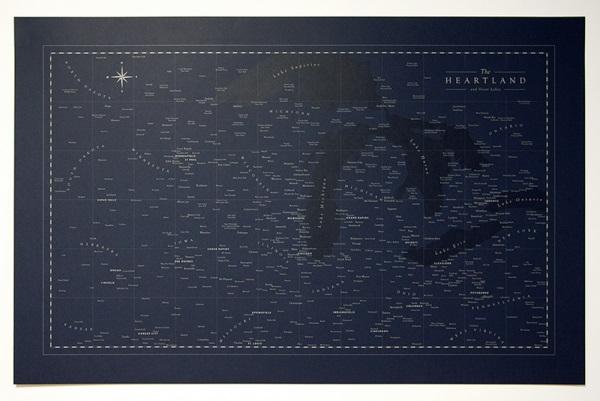 Los mapas tipográficos de Nancy McCabe