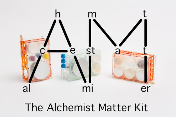 The Alchemist Matter Kit, de Laurence Humier