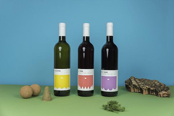 Toormix diseña el packaging de los vinos del espacio gastronómico Betlem