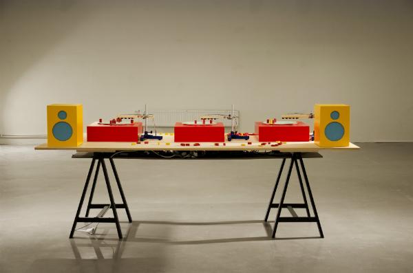 Beat Blox, la máquina de música de Per Holmquist